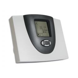 Solarregler SDC 306, inkl. 3 Temperaturfühler