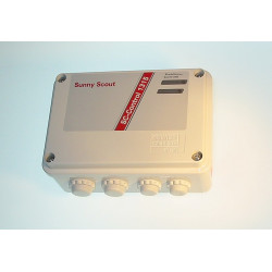 Solar Controller Sunny Scout 1315 + 2 sensors