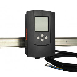 Solar Controller SR-R400 for installation on a DIN rail